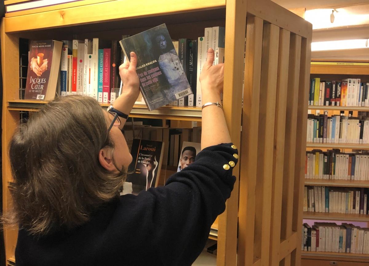 Portail Des Flandres Salome nuit de la lecture 2019